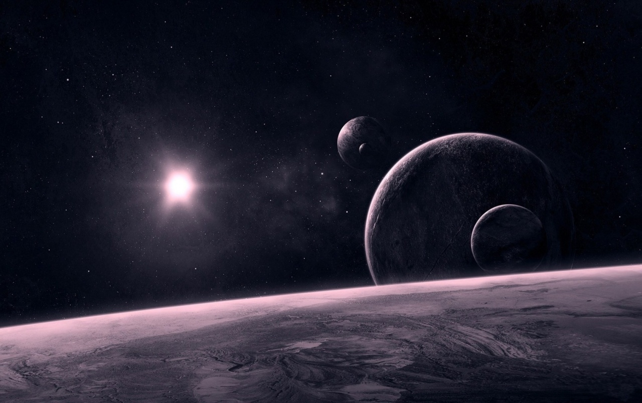Stock Universe Planets